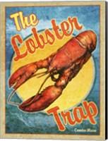 The Lobster Trap Fine Art Print