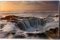 Oregon Thor's Well Fine Art Print