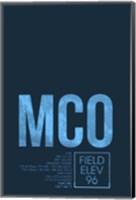 MCO ATC Fine Art Print