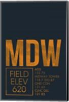 MDW ATC Fine Art Print