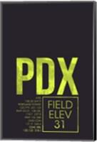 PDX ATC Fine Art Print