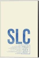 SLC ATC Fine Art Print