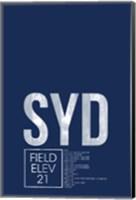 SYD ATC Fine Art Print