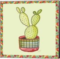 Rainbow Cactus IV Fine Art Print