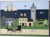 Summer in New England Fine Art Print