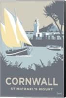 Cornwall Fine Art Print