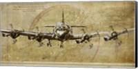 Landing Fine Art Print