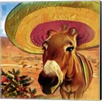 Fiesta Mule Fine Art Print