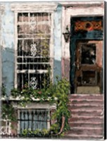 New York Neighborhood I Fine Art Print