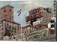 New Yorker Fine Art Print