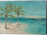 Beach Day Landscape II Fine Art Print