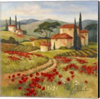Tuscan Dream II Fine Art Print