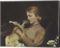 Blond and Brunette, 1879 Fine Art Print