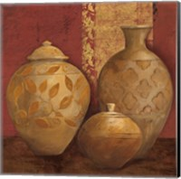 Aegean Vessels on Spice Crop Fine Art Print