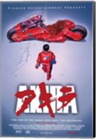 Akira Wall Poster