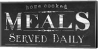 Vintage Farmhouse Sign IV Fine Art Print