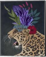Hot House Leopard 2 Fine Art Print