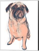 Dog Portrait--Dave Fine Art Print