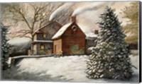 Brandywine Christmas Fine Art Print