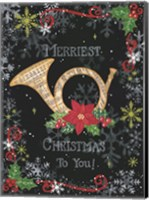 Merriest Christmas Fine Art Print