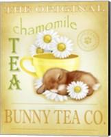 Chamomile Tea Bunny Fine Art Print