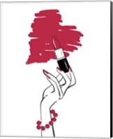 Lipstick Love Fine Art Print