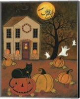 Halloween Night Fine Art Print