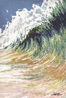 Big Wave Fine Art Print
