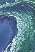 Crescent Wave Fine Art Print