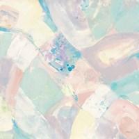 White Rock I Pastel Fine Art Print