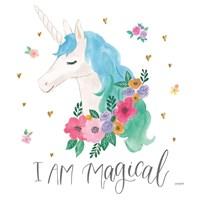 Magical Friends IV Fine Art Print