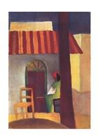 Turskish Cafe Fine Art Print