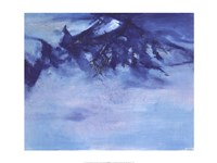 "ki Zao - August 31, 2001 by Zao Wou-ki, 2001 - 32"" x 24"""