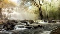 Waterfall Creek Fine Art Print