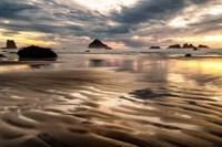 Pacific Low Tide Fine Art Print