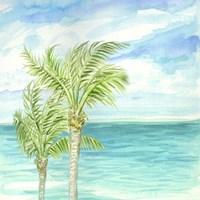 Refreshing Coastal Breeze I Fine Art Print