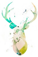 Youthful Deer II Fine Art Print