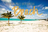 Florida Beach Fine Art Print