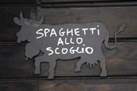 Spaghetti Allo Scoglio Fine Art Print