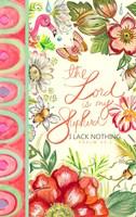 Lord is My Shepherd Fine Art Print