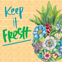 Keep It Fresh Fine Art Print