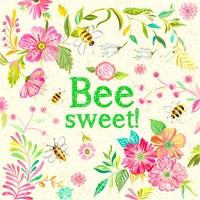 Bee Sweet Fine Art Print