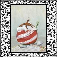 Tis the Season for Cocoa II Fine Art Print