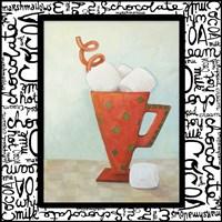 Tis the Season for Cocoa III Fine Art Print
