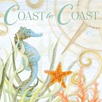Ocean to Ocean Fine Art Print
