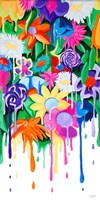 Garden Drips Fine Art Print
