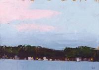 Across the Lake Fine Art Print