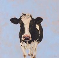 Onward Cow Fine Art Print