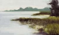 On an Island Fine Art Print