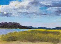 Blue Skies Fine Art Print